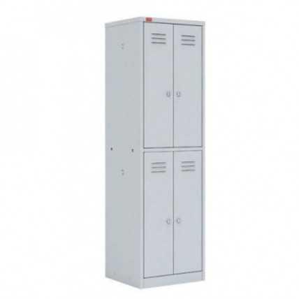 Шкаф металлический повышенной жесткости ШРМ-24