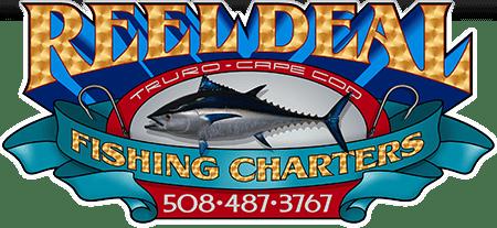 Reel Deal Fishing Charters, Logo