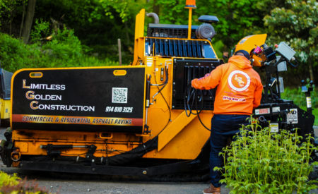 Residential and commercial asphalt contractors | limitless golden construction