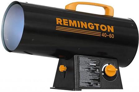 Remington REM-60V-GFA-O Patio Heater In Black