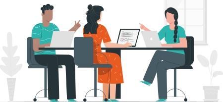 application quizz sessions groupe privée
