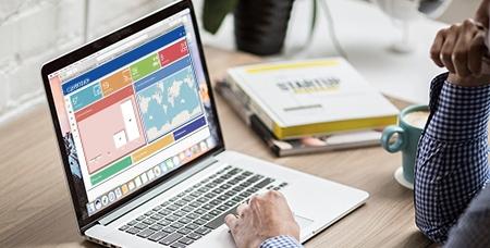 gestion à distance mdm écran interactif