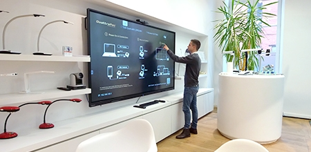 showroom lille Speechi solutions interactives