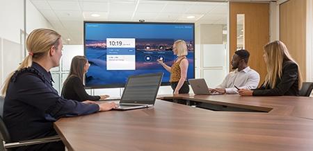 travail collaboratif solutions interactives travail à distance