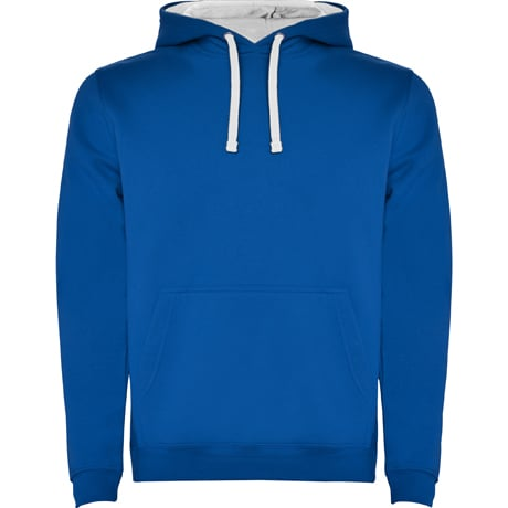 Bluza meska z wlasnym nadrukiem Roly niebieska