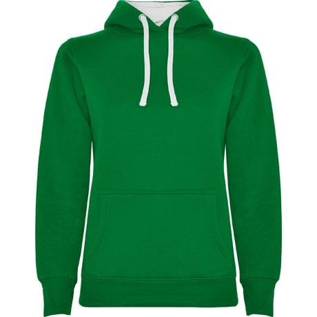 Bluza z wlasnym nadrukiem Roly damska zielona