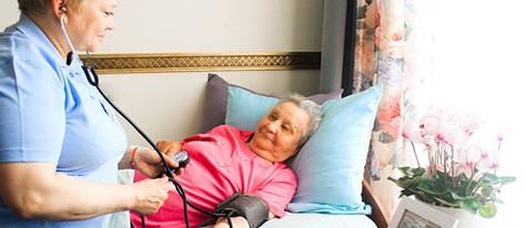 Забота, тепло и уход за пожилыми