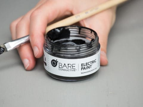 bare electric conductive ink paint review