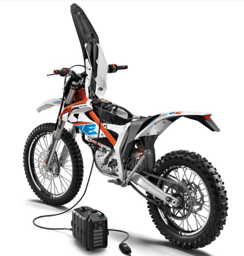 KTM is the best electric dirt bike brand in the world