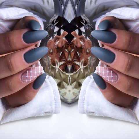 trudne kolory w manicure hybrydowym