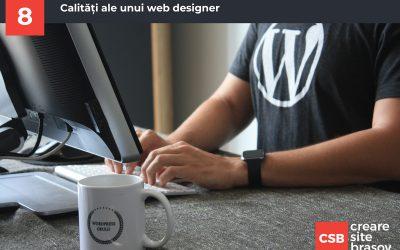 8 calități ale unui web designer