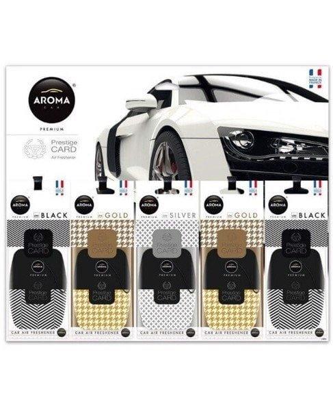 Nước hoa ô tô Aroma Car