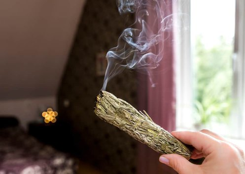 cleansing magickal home