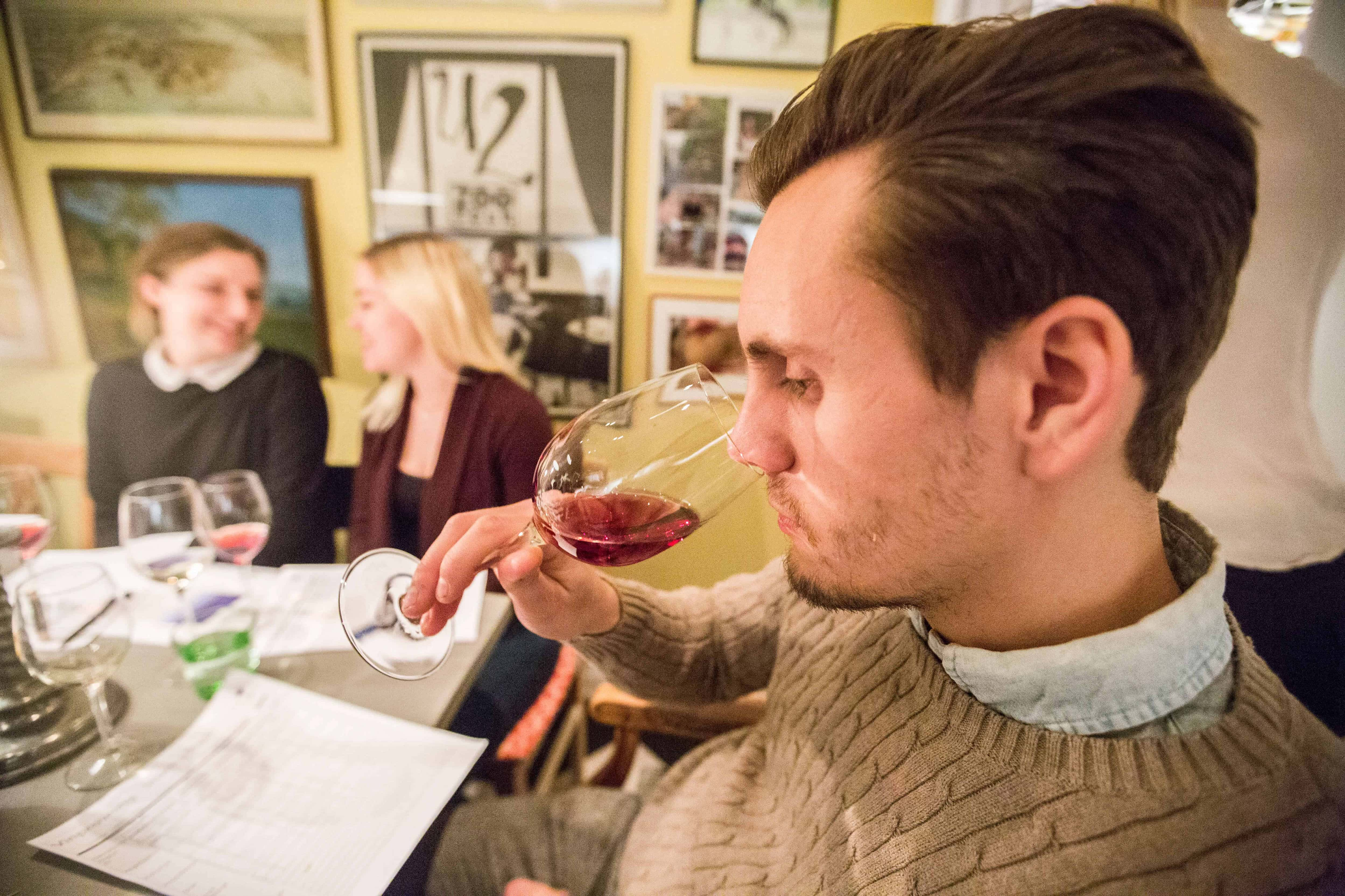 Vinprovning – Ungern fantastiska vin