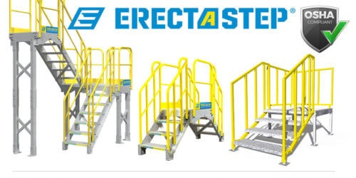 OHSA Compliant Stair ErectaStep Lineup