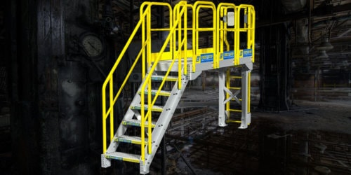 catwalk stairs