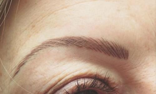 Semi Permanent Makeup treatment