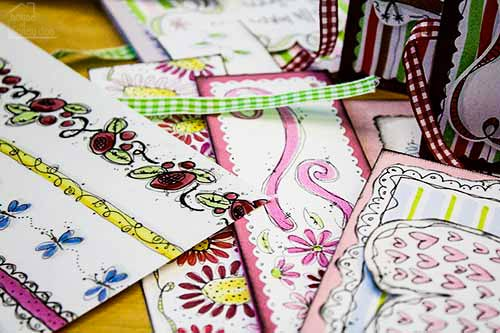printables with vibrant colors