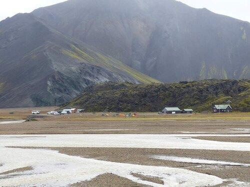 Island Trekking Zelt Hochland Westfjorde