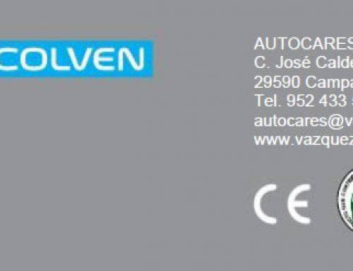 Sistema Calibrador Electrónico de Neumáticos VIGIA