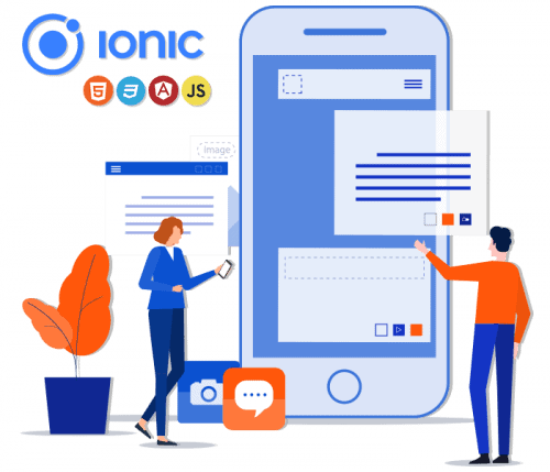 Hire Ionic Developers