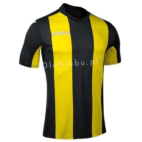 szulka piłkarska JOMA Pisa czarno-żółta