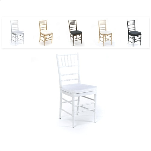Chivari Chair F-S-C-001-WHT