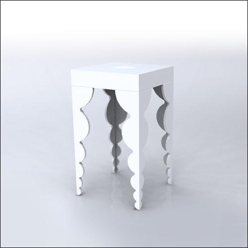 2x2x42-Bubble-Cocktail-Table-WHT-001