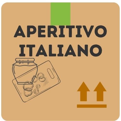 foodbox cibo italiano aperitivo expat