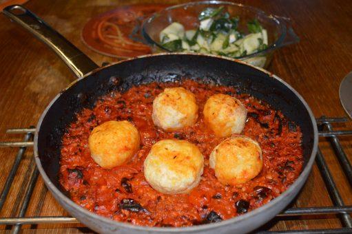 The Ricotta Dumplings, incredible!
