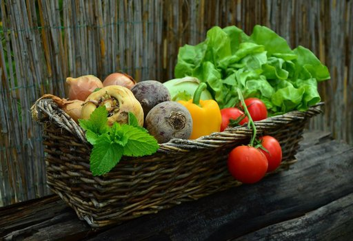 healthiest vegetables to grow