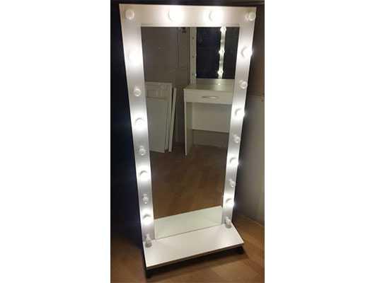Зеркало торговое примерочное