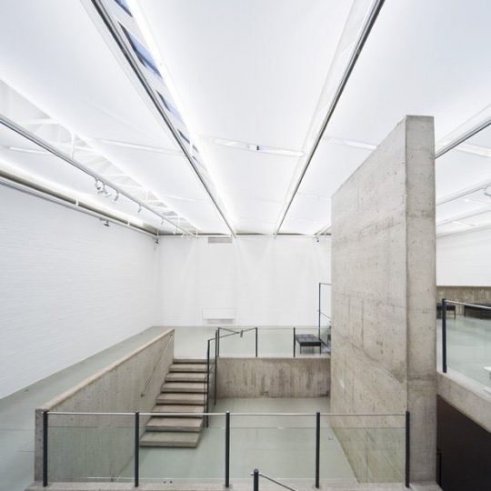 Kunsthalle Wilhelmshaven by Olaf Mahlstedt