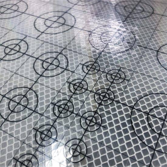 Sitodruk - druk na folii pcv odblaskowej