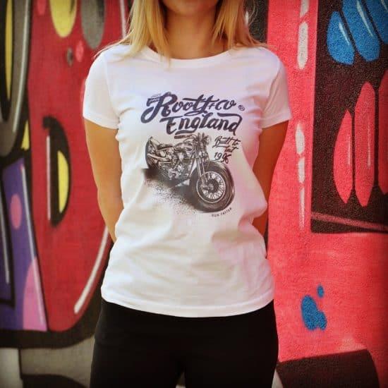 koszulki motocyklowe z nadrukiem