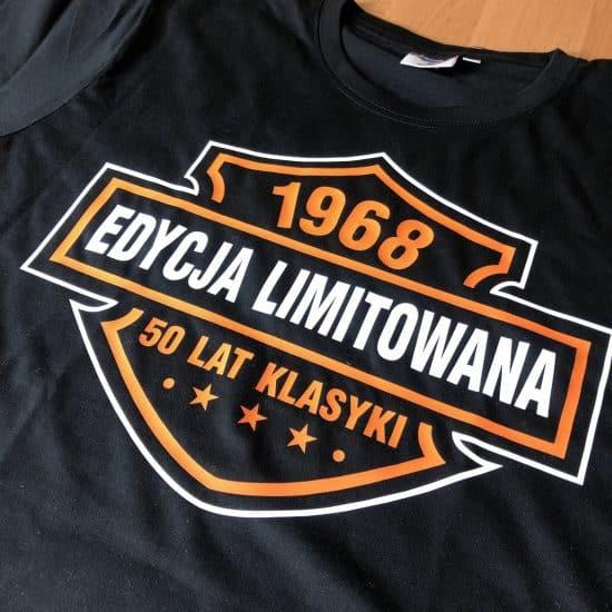koszulki z nadrukiem edycja limitowana