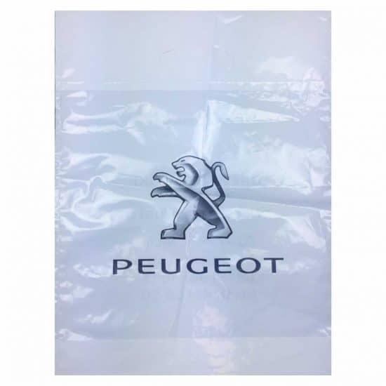 reklamowki torby z nadrukiem peugeot