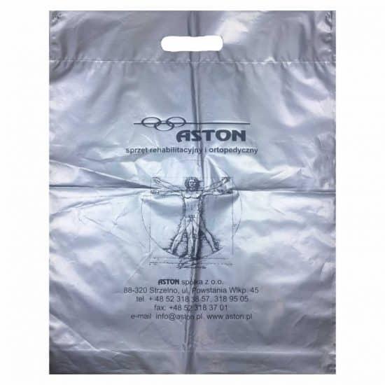 torby foliowe z nadrukiem aston