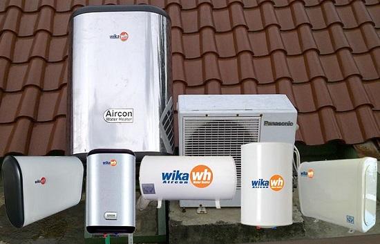 wika solar water heater Bandung