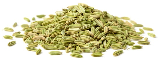 fennel is a herbal medicine that can ease problems with digestion