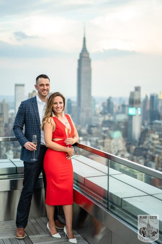 Photo 6 Empire State Building view Rooftop proposal   VladLeto