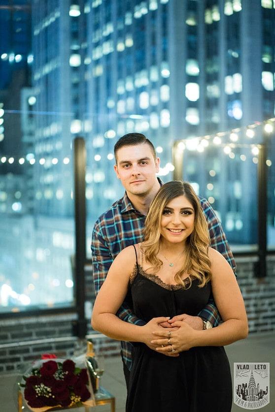 Photo 11 Empire state building view Surprise Marriage Proposal | VladLeto