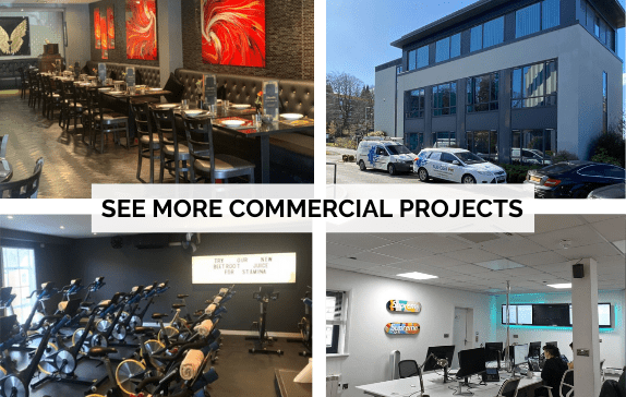 Link to see more commercial projects with 4 images
