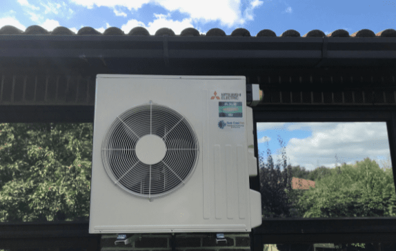 commercial air conditioning outside unit SubCool FM