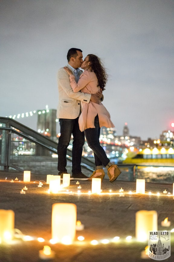 Photo 6 Marriage proposal at Pier 15 with mariachi band, NYC   VladLeto