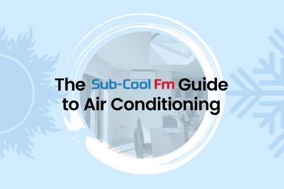 Link to the SubCool FM Guide to air conditioning