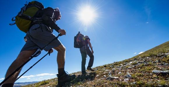hiking fitness