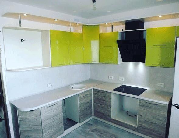 Кухонный гарнитур недорого от производителя 5100мм