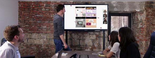 visioconférence outils collaboratif salle de réunion