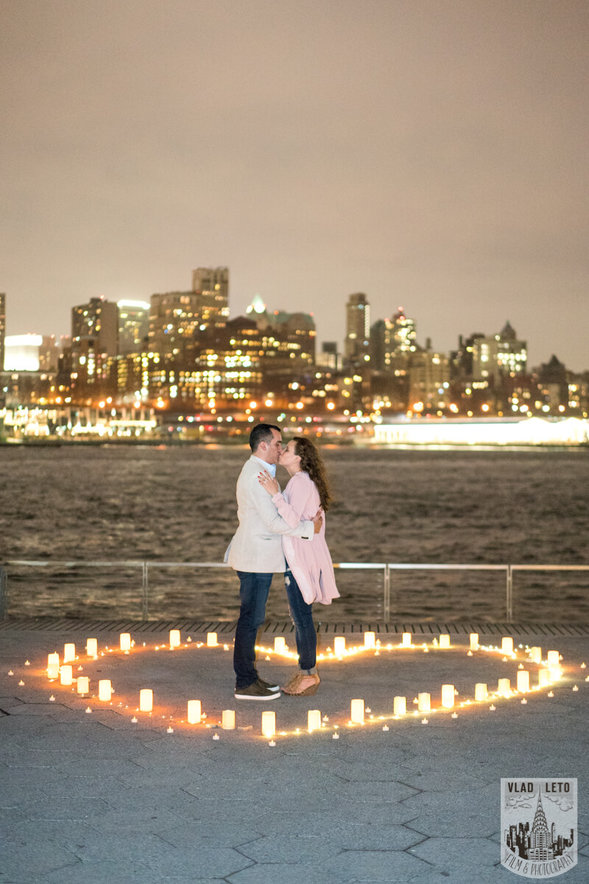 Photo 4 Marriage proposal at Pier 15 with mariachi band, NYC   VladLeto